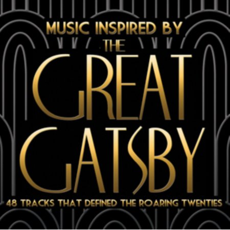 Music Inspired By The Great - Great Gatsby Inspired Gifts