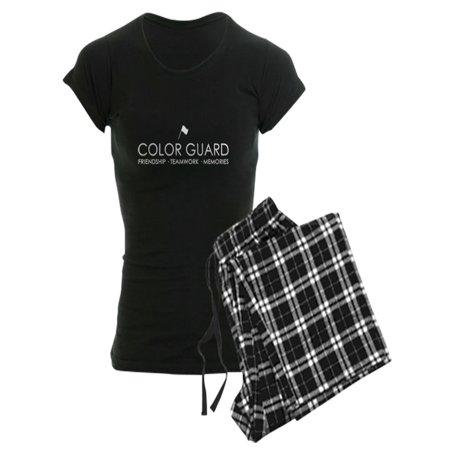 8243d42d CafePress - CafePress - Color Guard Friendship Teamwork Memories Women's D  - Women's Dark Pajamas - Walmart.com