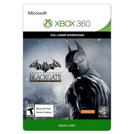 Xbox 360 Batman: Arkham Origins (Email Delivery) (Xbox 360 Brothers In Arms)