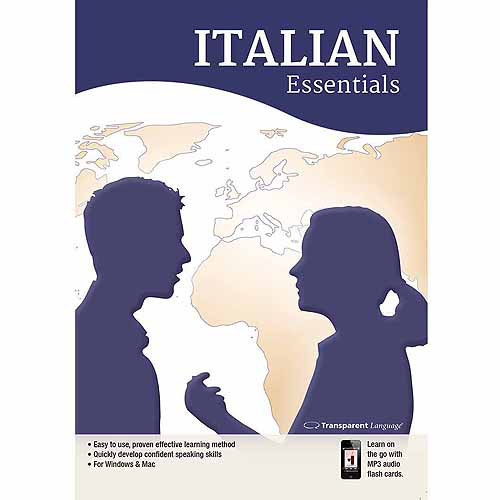Transparent Language Italian Essentials for Mac (Digital Code)