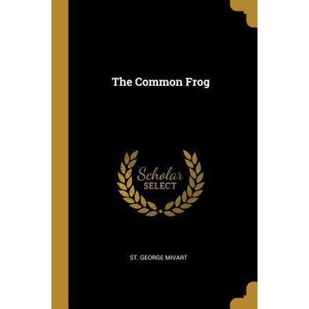 Common Frog (The Common Frog Paperback)