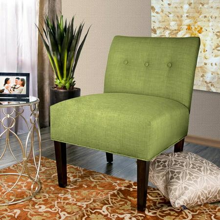 Mjl Designs Samantha Dawson 7 Tufted Accent Chair