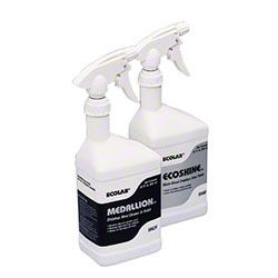 Ecolab Medallion Stainless Steel Cleaner  Alcohol Scent, ...