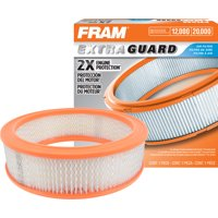 FRAM Extra Guard Air Filter, CA326 for Select Buick, Cadillac, Chevrolet, GMC, Oldsmobile and Pontiac Vehicles