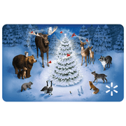 Christmas Forest Walmart eGift Card
