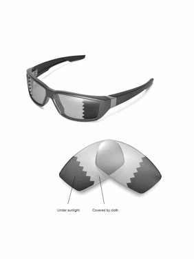 df16659ce9 Product Image Walleva Transition Photochromic Polarized Replacement Lenses  for Spy Optic Dirty MO Sunglasses