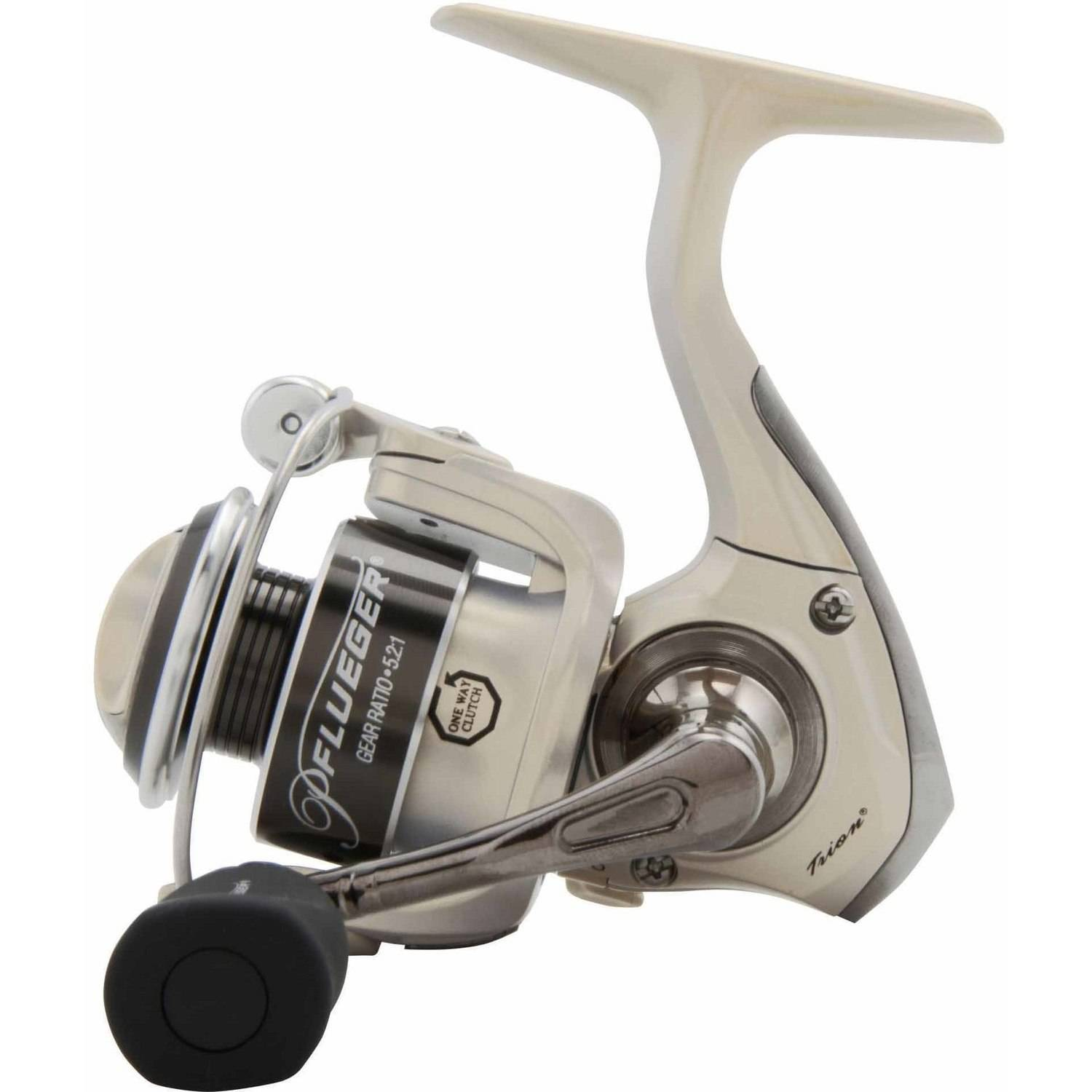 Pflueger Trion Spinning Reel, Clam Packaged