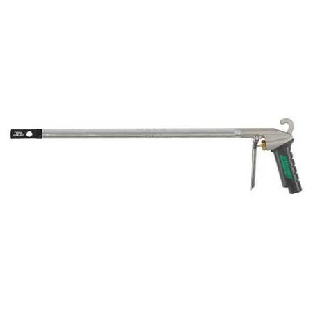 "Speedaire 2TEH4 Aluminum and Black Air Gun 29-1 2""L by SPEEDAIRE"