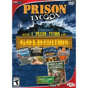 Nordic Games Prison Tycoon Compilation (PC)