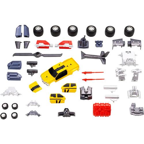 Hot Wheels Custom Motors Full Force Deluxe Attack - Vehicle Pack
