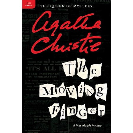 The Moving Finger : A Miss Marple Mystery