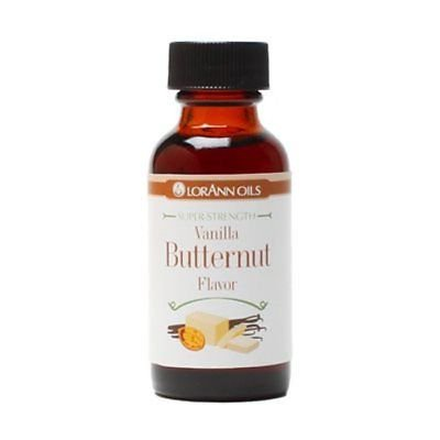 Vanilla Butternut Flavor - LorAnn Oils - 1 oz - National Cake Supply