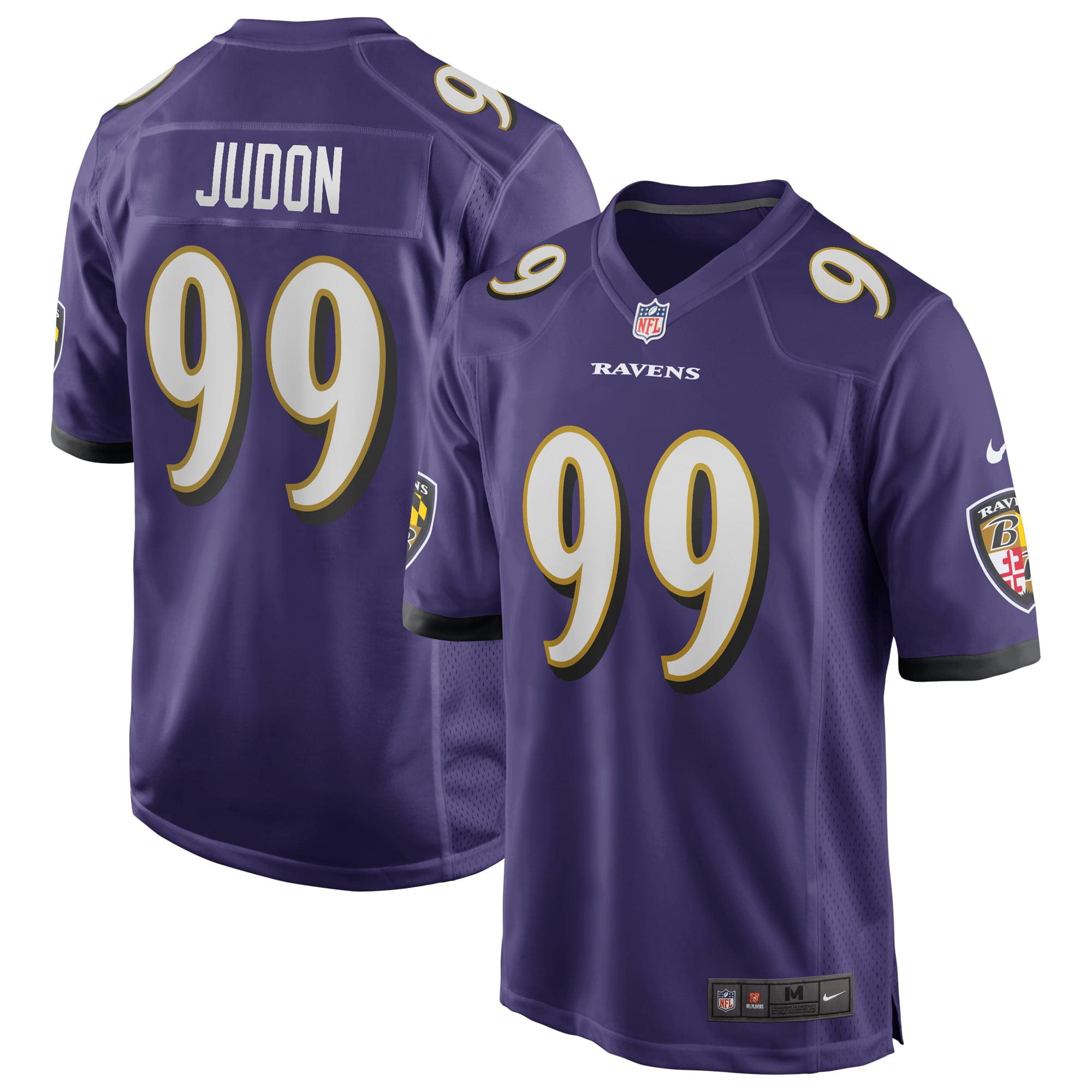 Matthew Judon Baltimore Ravens Nike Game Jersey - Purple - Walmart.com