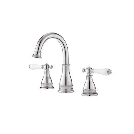 Price Pfister Bathroom Fixtures (Pfister Sonterra Widespread Bathroom Faucet LF-WL8-SNPC Polished Chrome )