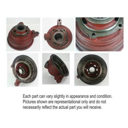 Transmission Housing, (Dual Power), Used, Ford,