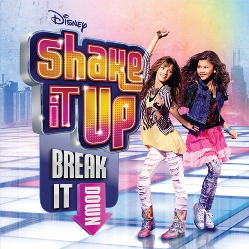 Shake It Up: Break It Down Soundtrack (CD/DVD)