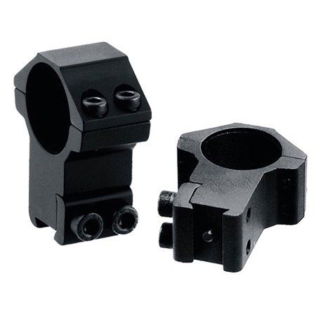 UTG 2 Piece High Profile Airgun Rings, 1