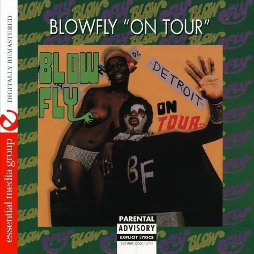 Blowfly - On Tour [CD]