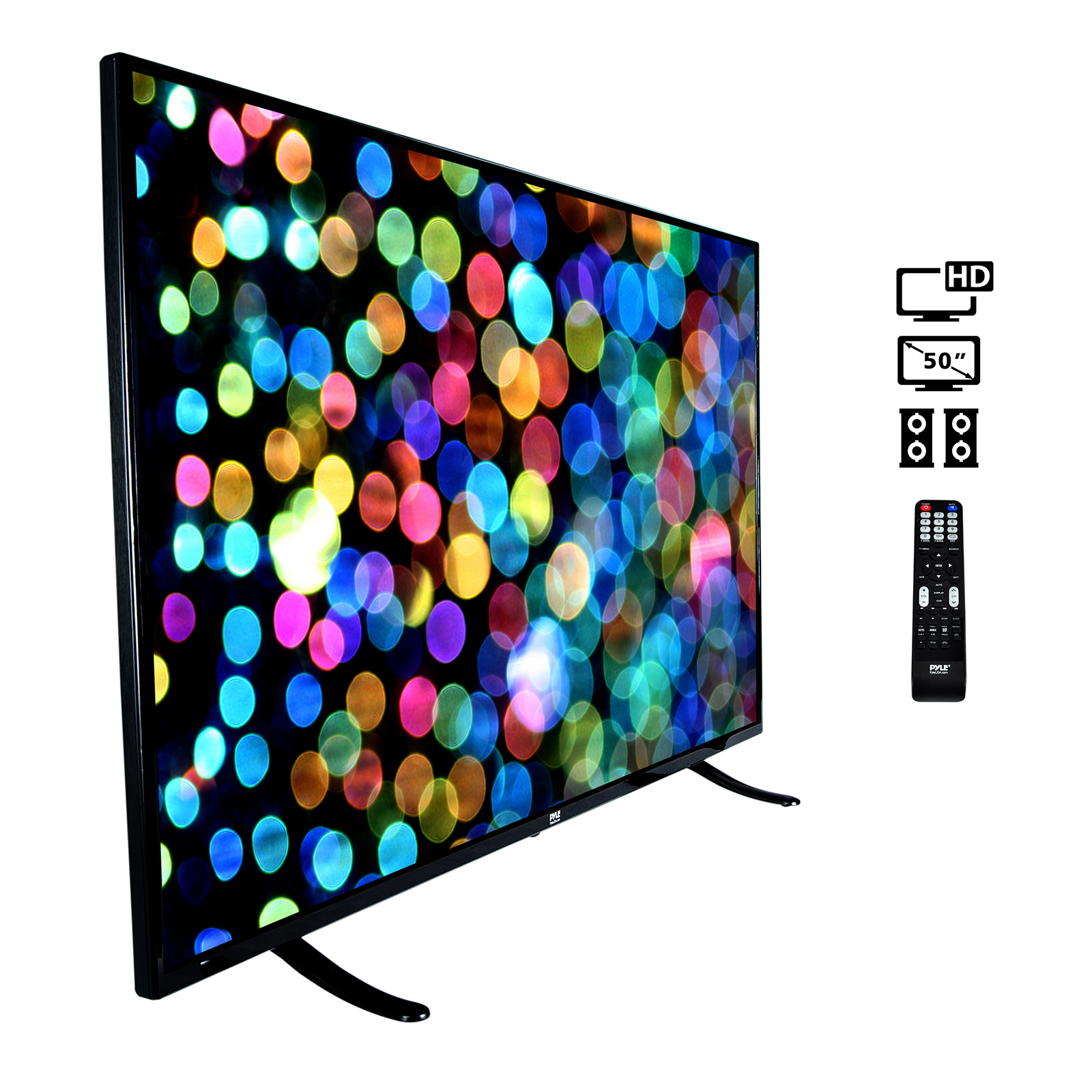 "50"" HD LED TV - 1080p HDTV Television"