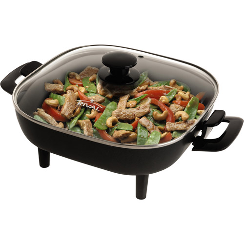 "Rival 11"" Electric Skillet"