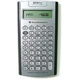 Texas Instruments Iibapro Clm 4L1 A Texas Instruments Ti Ba Ii Plus Professional Financial Calculator   10 Digit S    Lcd   Battery Powered   1  X 6 3