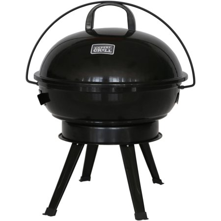"""Expert Grill 14.5"""" Dome Charcoal Grill Only $8.60"""