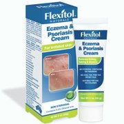 Flexitol Naturals Eczema & Psoriasis Cream 2 oz (Pack of 2)