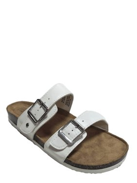 fe6d5f563fb Product Image Women Time And Tru Footbed Slide