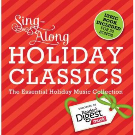 Sing Along Holiday Classics: The Essential Holiday Music Collection - Halloween Sing Along Cd