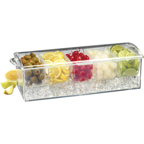 Prodyne Condiments-on-Ice Tray