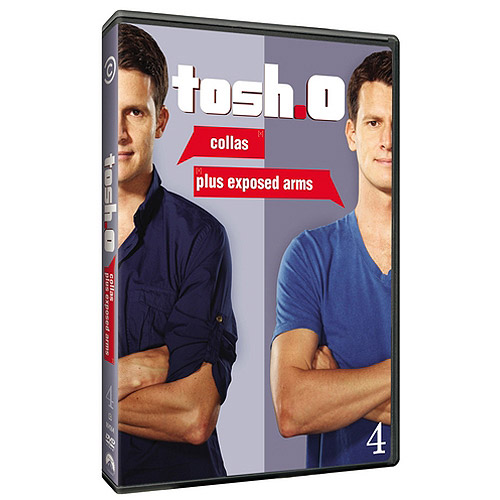 Tosh.0: Collas Plus Exposed Arms (Widescreen)