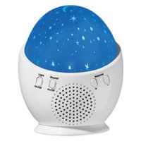 Conair Dream Tones Night Light and Sound Machine
