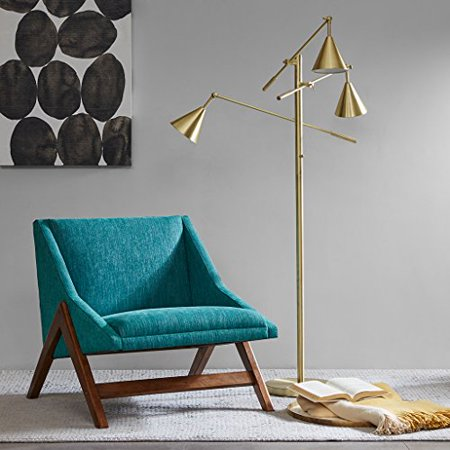 "65"" Sullivan Floor Lamp Gold"