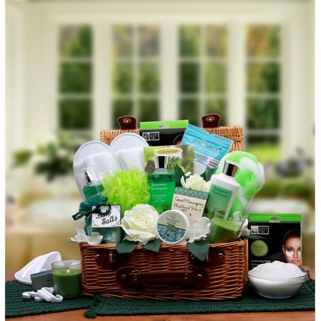 - Gift Basket Drop Shipping 8414072 Spa Gift Hamper - Eucalyptus