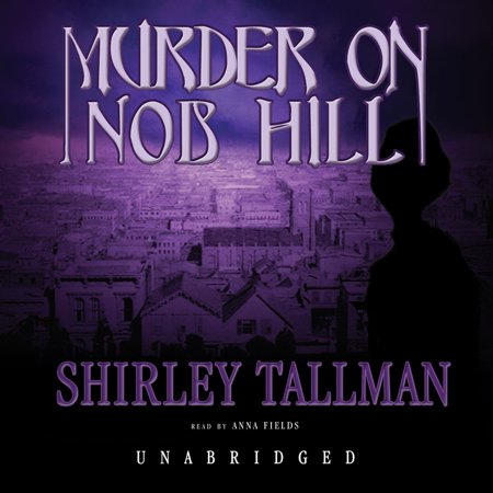 Murder on Nob Hill - Audiobook - Nob Hill Old Fashioned