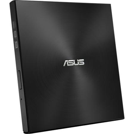 Asus Sdrw 08U7m U External Dvd Writer   Black   Dvd Ram  R  Rw Support   24X Cd Read 24X Cd Write 24X Cd Rewri