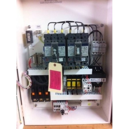 Ge Electrical Panels on