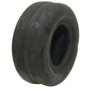 Carlisle Smooth Lawn & Garden Tire - 13X5-6 LRB/4ply
