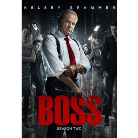 Boss: Season Two (DVD) (Best Pranks To Pull On Your Boss)
