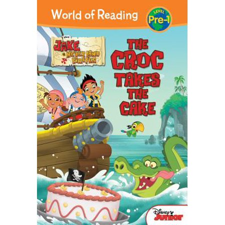 Jake and the Neverland Pirates: The Croc Takes the - Jake And The Neverland Pirates Izzy