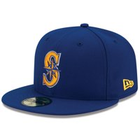 watch 29b6d 7e352 Product Image Seattle Mariners New Era Alternate 2 Authentic On Field  59FIFTY Fitted Hat - Royal