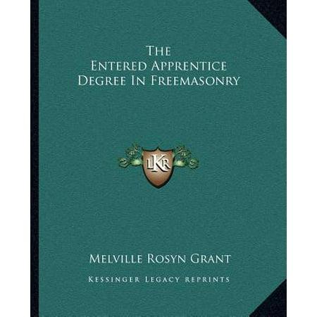 The Entered Apprentice's Handbook by JSM Ward Audio Book