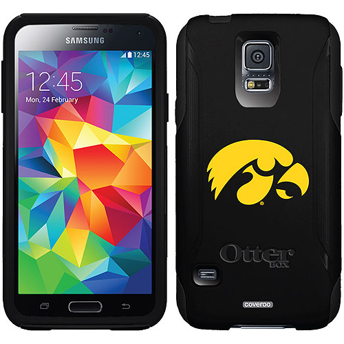 Iowa Mascot Design on OtterBox Commuter Series Case for Samsung Galaxy S5