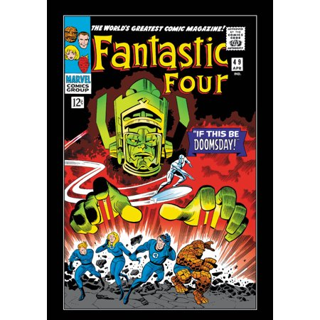 Fantastic Four Epic Collection: The Coming of (Fantastic Four Comic Issue)