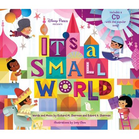 Disney Parks Presents: It's A Small World (Best Disney World Park)