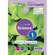 Cambridge Checkpoint Science Teacher's Resource Book 1 (Paperback)