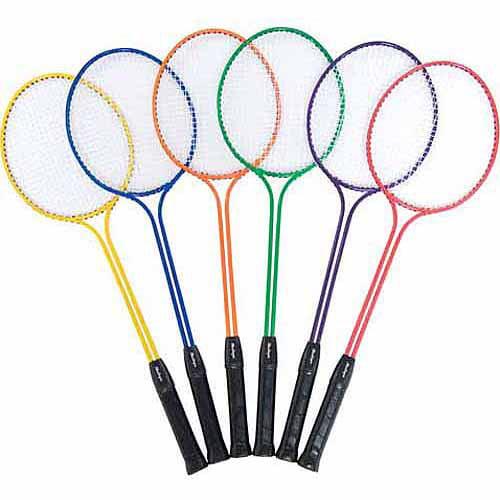 Badminton Racquet Set