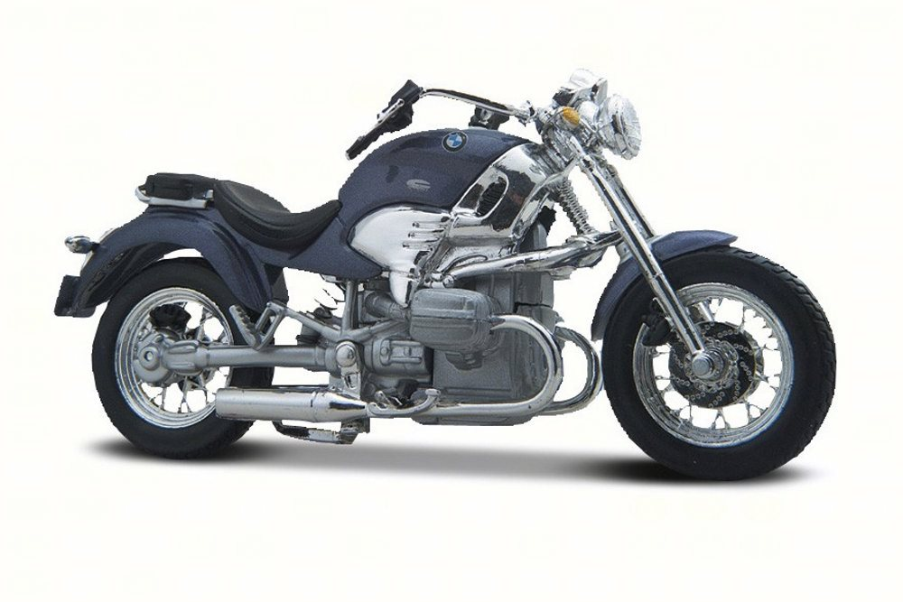 BMW R 1200 C Street Motorcycle, Pewter Maisto 31300 BMW 1 18 Scale Diecast Model Toy... by BMW