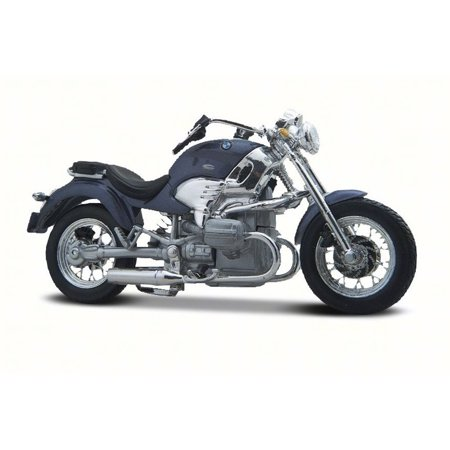 BMW R 1200 C Street Motorcycle, Pewter - Maisto 31300/BMW - 1/18 Scale Diecast Model Toy Motorcycle - Toys R Us Reno