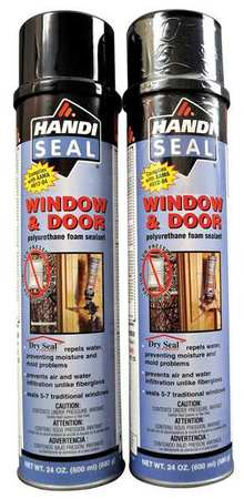 DAP KWIK FOAM 24 oz. Polyurethane Insulating Foam Sealant (12-Pack ...
